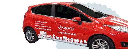 Working with Bolsover Council