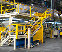 DGcal factory machinery