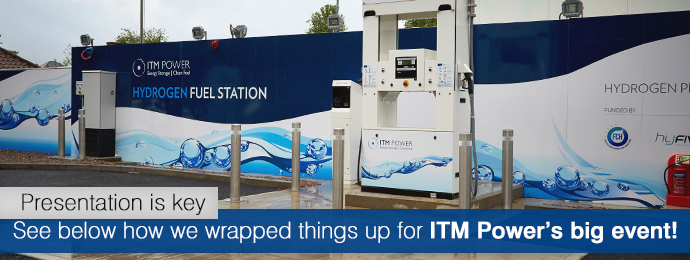 See how we wrapped things up for ITM Power