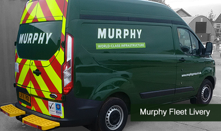 Murphy Group Fleet Livery