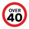 Over 40MPH