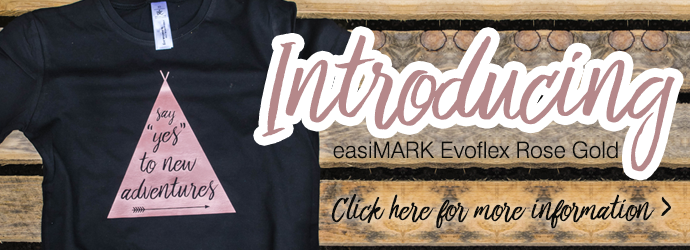 introducing easiMARK Evoflex Rose Gold