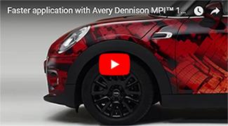 Avery MPI 1104 video